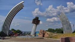 Правильный проект реконструкции арки Дружбы народов в Киеве