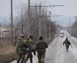На Луганщине взорвался автомобиль с военными, есть погибшие и раненые