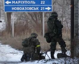 «Азов» остановил успешное наступление под Мариуполем из-за перемирия