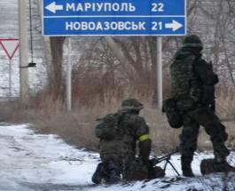 «Азов» продолжает наступление в сторону Новоазовска, идут бои за село Саханка