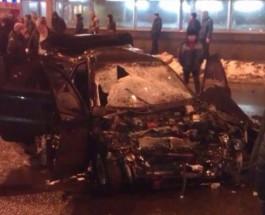 В Харькове произошло ужасное ДТП с участием пьяного прокурора