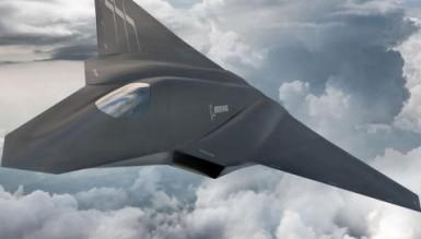 Boeing показал истребитель шестого поколения