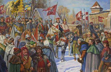 Зачем беларусов вновь и вновь убеждают, что их не было?