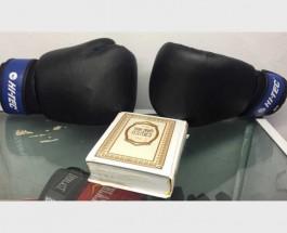 Еврейские боксеры: От кипы до капы