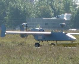 Над Донбассом сбит российский беспилотник израильского производства