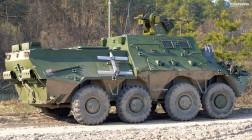 БТР-3КШ: автоматизированная система управления боем, цифровая связь и дроны