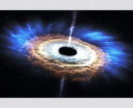 Астрономы увидели, как черная дыра «съела» и «выплюнула» звезду