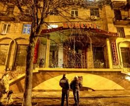 В Запорожье возле подпольного казино взорвали гранату