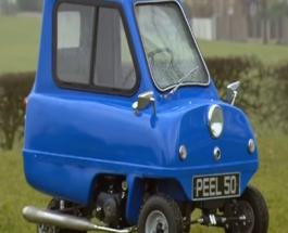 Самый маленький автомобиль
