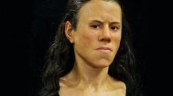 Ученые воссоздали по черепу лицо девушки, которая жила 9000 лет назад