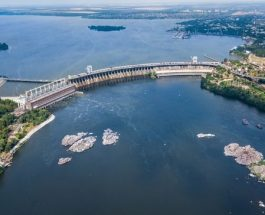 Как спасти Днепр и нужен ли днепровский каскад ГЭС