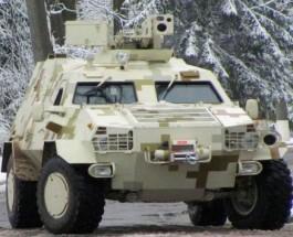 Во Львове запустили серийное производство бронеавтомобиля «Дозор-Б»