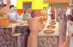 Какими были первые фастфуды в Древнем Риме?