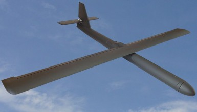 Украина представила барражирующий дрон-камикадзе