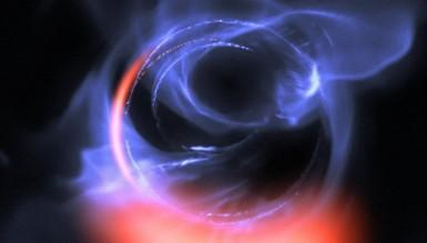 Ученые провели самое детальное наблюдение вещества вблизи черной дыры