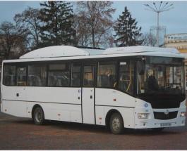 «Эталон» испытывает новый автобус