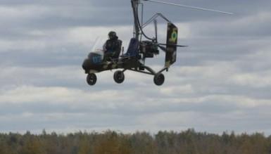 Десантно-штурмовые войска учатся летать на гирокоптерах