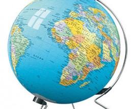 Карты мира — как они выглядят в разных странах