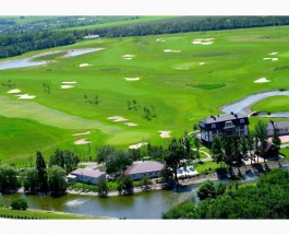 Печальная история луганского гольф-клуба