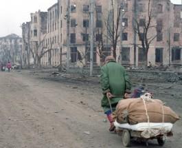 Ровно 20 лет назад, 31 декабря 1994-го, армия РФ атаковала Грозный