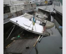 В Одессе затонул катер Брежнева