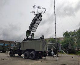В Україні пройшли успішні випробування відновленої станції РТР «Кольчуга-КЕ»