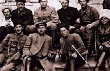 Как армия батьки Махно смела деникинцев под Уманью