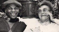Майк Тайсон та його прийомна мати