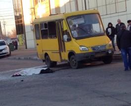 В Макеевке боевик бросил в маршрутку гранату — погибли два человека
