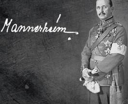16 высказываний маршала Маннергейма о войне, армии и России