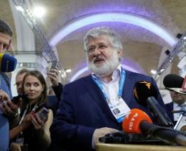 New York Times: Коломойский предлагает снова развернуть Украину в сторону России