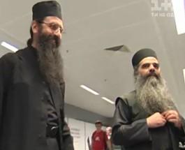 Московский Патриархат обозлилися на приезд в Киев монахов с горы Афон