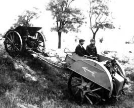 «Daimler-Pferd» — мотокобыла Порше