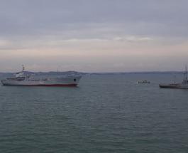 Украина начала создавать военно-морскую базу в Азовском море