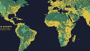 Как росло население Земли