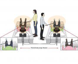 Шведские ученые провели эксперимент по «обмену телами»
