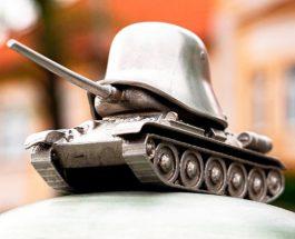 В Праге установлен памятник военнослужащим РОА