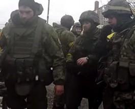 В Широкино террористы атакуют батальон «Азов»