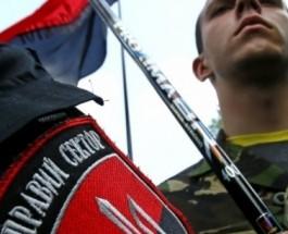 Часть бойцов «Правого сектора» станет спецподразделением СБУ