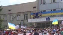 Начали забастовку шахтеры урановых рудников