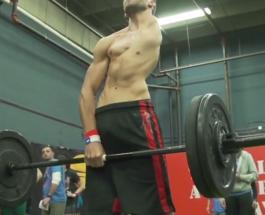 «Раненый атлет» — игры сильных людей