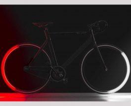 Как освещают дорогу революционные велосипедные фары Revolights Eclipse
