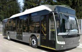 В Україні створюють власний електробус
