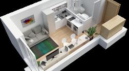 Недвижимость в Украине — как маленькие квартиры захватывают рынок