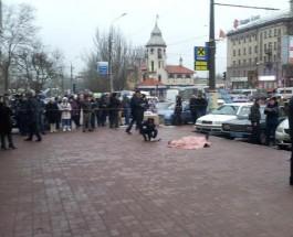 Стрельба в Николаеве: убийца застрелился