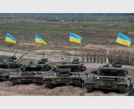 Начнет ли Украина военное наступление на Донбассе