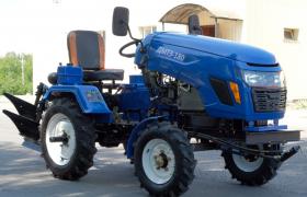 В Днепре разработали трактора новой модификации