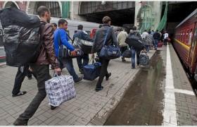 Украине грозит демографический кризис из-за массовой трудовой миграции в ЕС