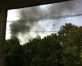 В Ужгороде прогремели взрывы