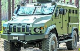 Бронеавтомобиль «Варта» — боевая машина класса MRAP